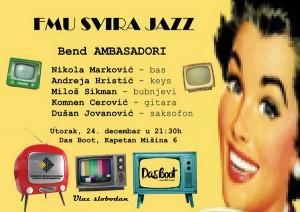 FMU svira jazz