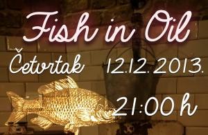 Fish in oil smanjen