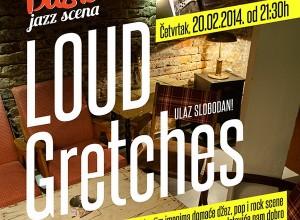 Loud Gretches_naslovna