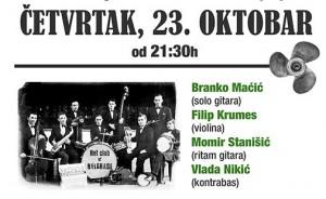 Hot-club-of-belgrade-naslovna